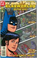 ELSEWORLDS 80 PAGE GIANT #1 1999 RECALLED MICROWAVE BATMAN SUPERMAN DC COMICS