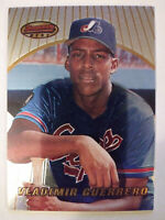 1996 Bowmans Best Vladimir Guerrero #97 - Montreal Expos Rookie Card RC