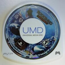 PSP Rock Band: Unplugged (Sony PSP, 2009) - DISC ONLY
