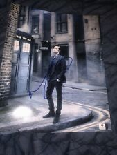 Matt Smith Signed 11x14 Doctor Who GLOBAL AUTHENTICATED
