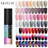 LILYCUTE UV Smalto Gel Polish Semipermanente Unghie Soak off Nail Art Glitter