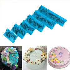 Handwrite Alphabet Letter Fondant Cake Cookie Biscuit Cutter Mold Mould AU@#