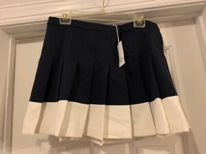 NWT Tory Burch sport Tennis/Golf skirt, SZ 10