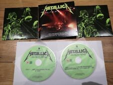 Metallica Justice For All Deluxe Live DVD Camcorders For All/Shoreline