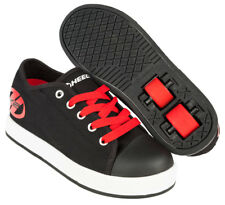 Heelys X2 Fresh 770494 Black Red 35 Noir Rouge