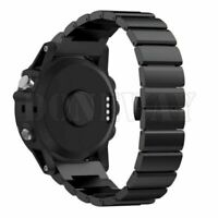 Metal Band Wrist Strap For Garmin Fenix 3/HR GPS Watch Stainless Steel Accessory