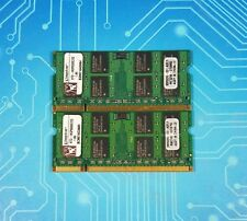 4GB (2x2GB) PC2-6400s DDR2-800MHz 2Rx8 Unbuffered Kingston KTD-INSP6000C/2G