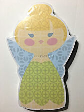Tinker Bell Character 100 Page Notepad Set Cute Cut Disney Limited Exclusive