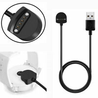 AU_ HN- For Mobvoi Ticwatch S / E Smartwatch USB Data Sync Charger Charging Cabl