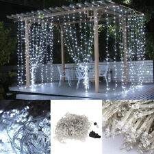 Cool White 200LED 20M Waterproof Christmas Fairy String Lights Wedding Garden