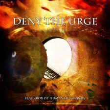 "Deny The Urge ""Black Box Of Human Sorrow"" CD [Technical Death Metal ala NILE]"