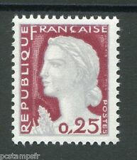 FRANCE - 1960, timbre 1263 - Marianne Decaris, neuf**, MNH STAMP