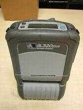 Zebra QL320 Plus Q3C-LU1CE011-00 Direct Thermal Barcode Label Printer - Excl PSU