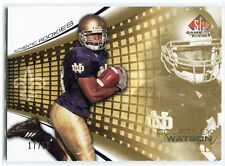 2004 SP Game Used Gold 193 Courtney Watson Rookie 17/50