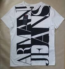 Armani Jeans men's large logo t-shirt size XL - soft & stretch