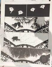 SDCC 2018 DC COMICS BLACK LABEL JOHN ROMITA JR FAUX ORIGINAL ART PRINT!