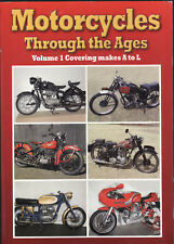 MOTORCYCLES THROUGH THE AGES : VOL 1 : MAKES A TO L - MAGNER  cj