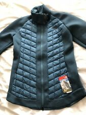 North Face Womens Teal Jacket, Thermoball, Medium BNWT