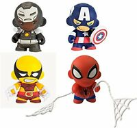 Kidrobot Marvel Mini Munny 4 inch Figures - Four to choose from or buy them all!