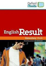 English Result: Elementary: iTools: Digital resources for interactive teaching,