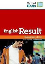 Resultado: elemental inglés: iTools: recursos digitales para la enseñanza interactiva