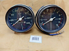Yamaha RX100 RX 100 may fit RX115 RX125 Speedometer Tachometer NOS Aftermarket