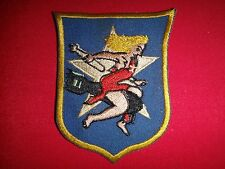 Korea War (1950-1953) Patch USMC Fighter Squadron VMA-121 WOLF GIRL
