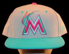 MEN'S New Era MIAMI DOLPHINS Limited Vice LG-XL 8 1/8 Fitted Baseball Hat Cap US