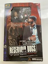 Reservoir Dogs Mr. Blonde Action Figure New In Box - With All Accessories