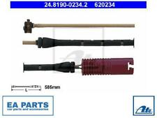 WARNING CONTACT, BRAKE PAD WEAR FOR BMW ATE 24.8190-0234.2