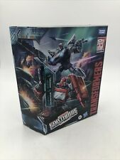 Transformers War For Cybertron Earthrise WFC-E31 Ironhide & Prowl Amazon Excl