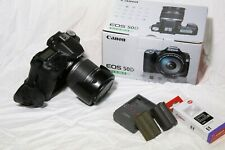Canon EOS 50D 15.1MP Digital SLR Camera - Black (Kit w/ EF-S 18-200 IS Lens)