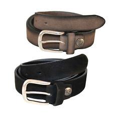 Buckles & Belts Torean Belt Leder Gürtel Ledergürtel Unisex