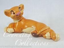 Disney Kiara Cub Ceramic Figurine The Lion King II Simba's Pride Porcelain China