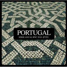 2010 Portugal Standard 8-Coin Brilliant Uncirculated BU EURO Set