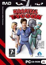 Hospital Tycoon (PC CD)
