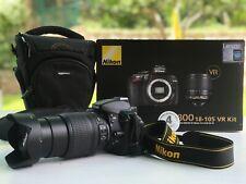 Fotocamera Reflex digitale Nikon D5300 18-105 VR