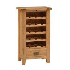 Oak Wine Racks