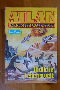 Verkaufe Atlan-Heft 844