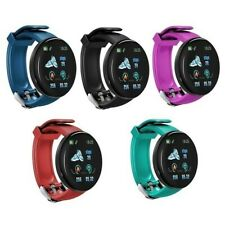 New Smart Watch /Blood Pressure/ Heart Rate Check Wristband for iOS & Android