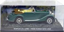 James Bond 007 - Bentley 4 1/4 Litre - From Russia with love