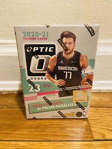 2020-21 PANINI DONRUSS OPTIC NBA BASKETBALL BLASTER BOX LAMELO EDWARDS PRIZM RC