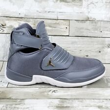4ee698586b20ce New NIKE Mens 10.5 JORDAN GENERATION 23 AA1294 004 GREY LIFESTYLE SHOES  160