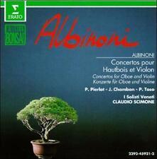 Pierlot, Chambon, Scimone, Albin, Concertos Pour Hautbois et Violon (Concertos f
