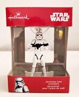 Hallmark Star Wars The Force Awakens Storm Trooper Christmas Tree Ornament 2016