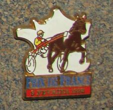 C1 PIN HORSE PRIX DE FRANCE  1992 CHEVAL
