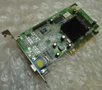Genuine 32MB Nvidia VGA-GWV06A Geforce MX AGP VGA Graphics Card