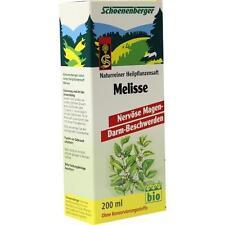 MELISSEN SAFT Schoenenberger 200ml PZN 692222