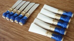 10 high quality bassoon reed blanks from Bonazza  cane - R2 /dukov_reeds BaR2/