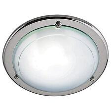 Acrylkristalle klar Dekorative Tischleuchte chrom Kugel Globo DEGRAY 56102-1